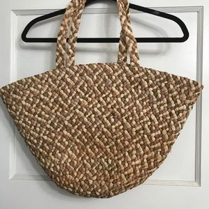 Old Navy Woven Tote Bag